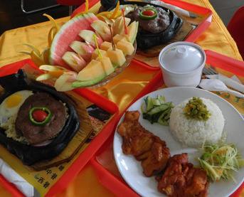 金菠萝茶餐厅