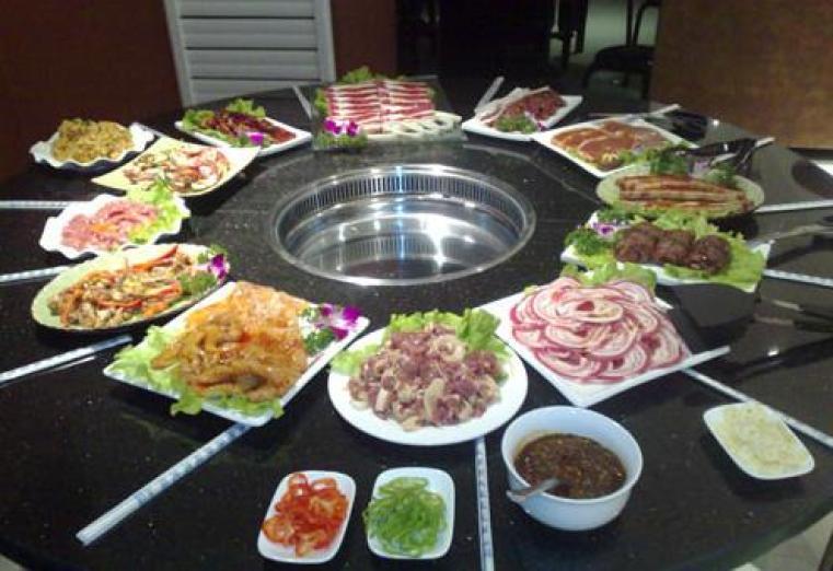 大熙达韩式自助烧烤加盟