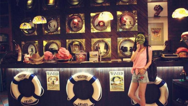 海贼王主题餐厅加盟