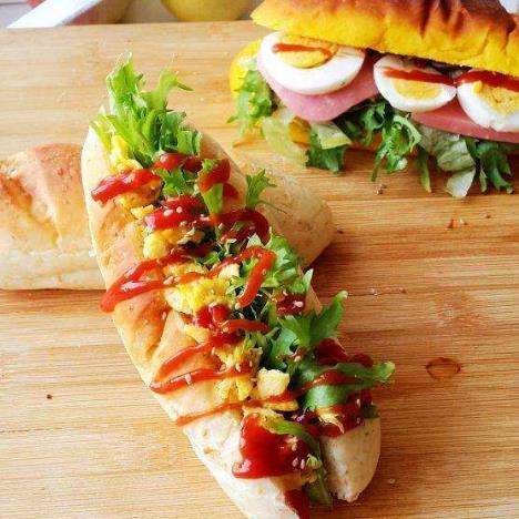 潜水艇三明治
