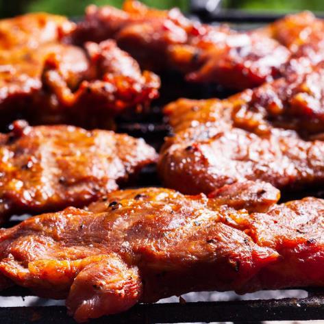 惹火BBQ烤肉