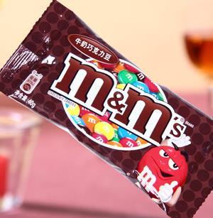 M&M'S巧克力
