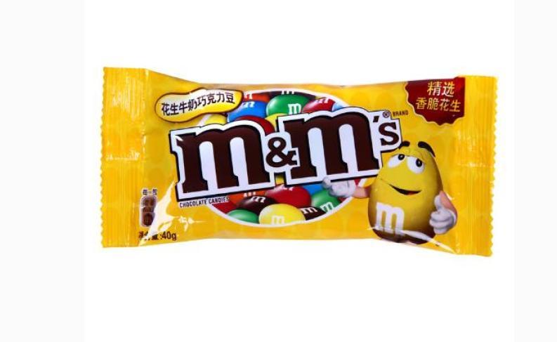 M&M'S巧克力加盟