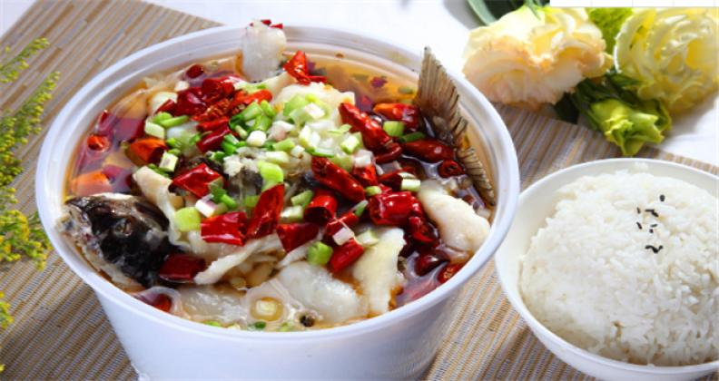 老调酸菜鱼饭加盟