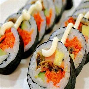 潮速味紫菜包饭