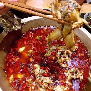 美蛙鱼头火锅
