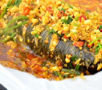 川香汇纸包鱼