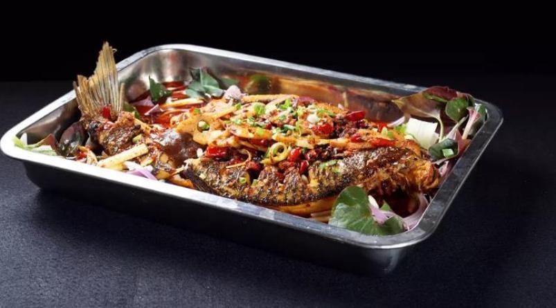 川蜀炭香烤鱼加盟