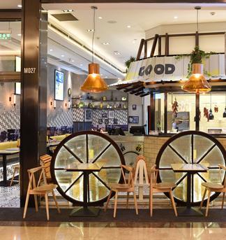 车仔港式茶餐厅