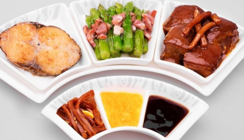 食尚客中式快餐加盟