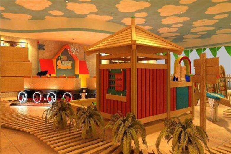 儿童主题餐厅加盟
