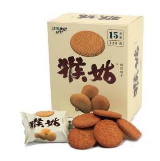 江中猴姑饼干
