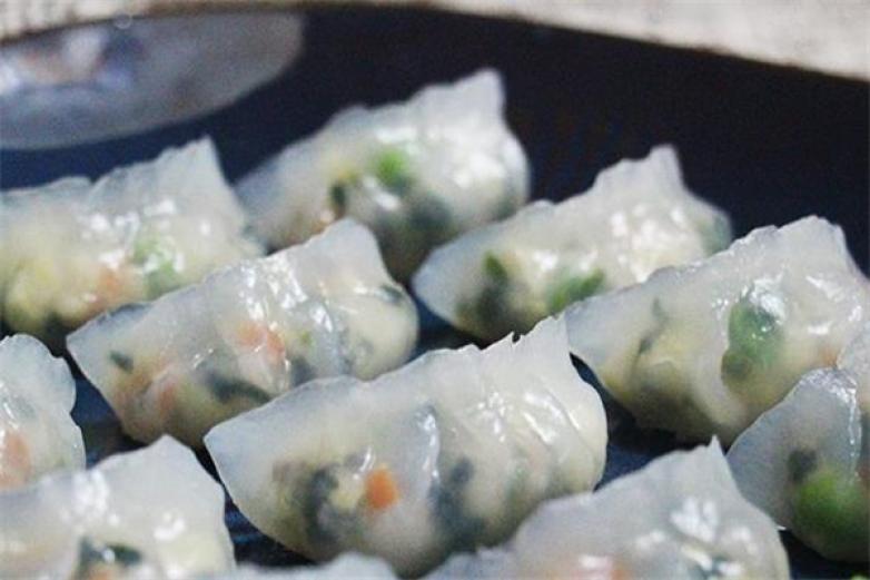 水晶蒸饺加盟
