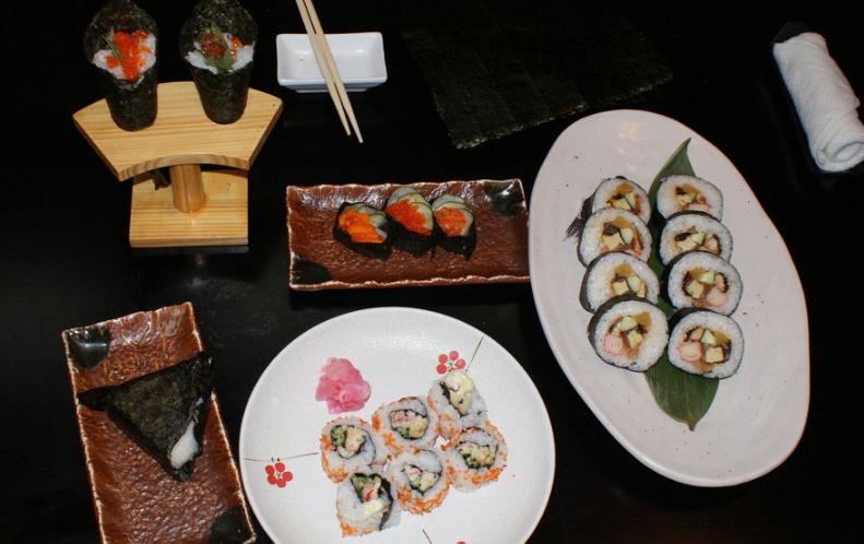 日本料理加盟