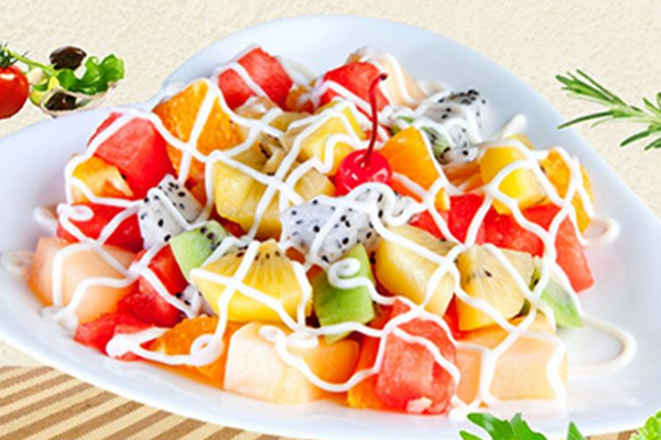 水果沙拉 1