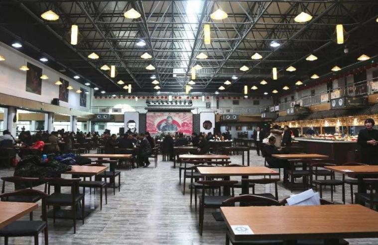 大食堂快餐店加盟