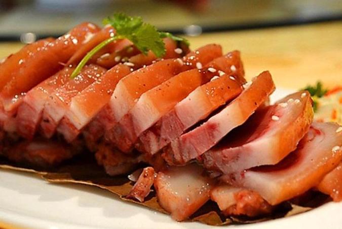 卤猪头肉加盟