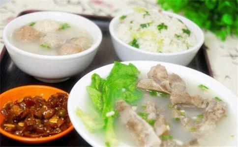 菜饭骨头汤