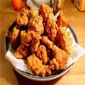 佳美客来只鸡炸鸡
